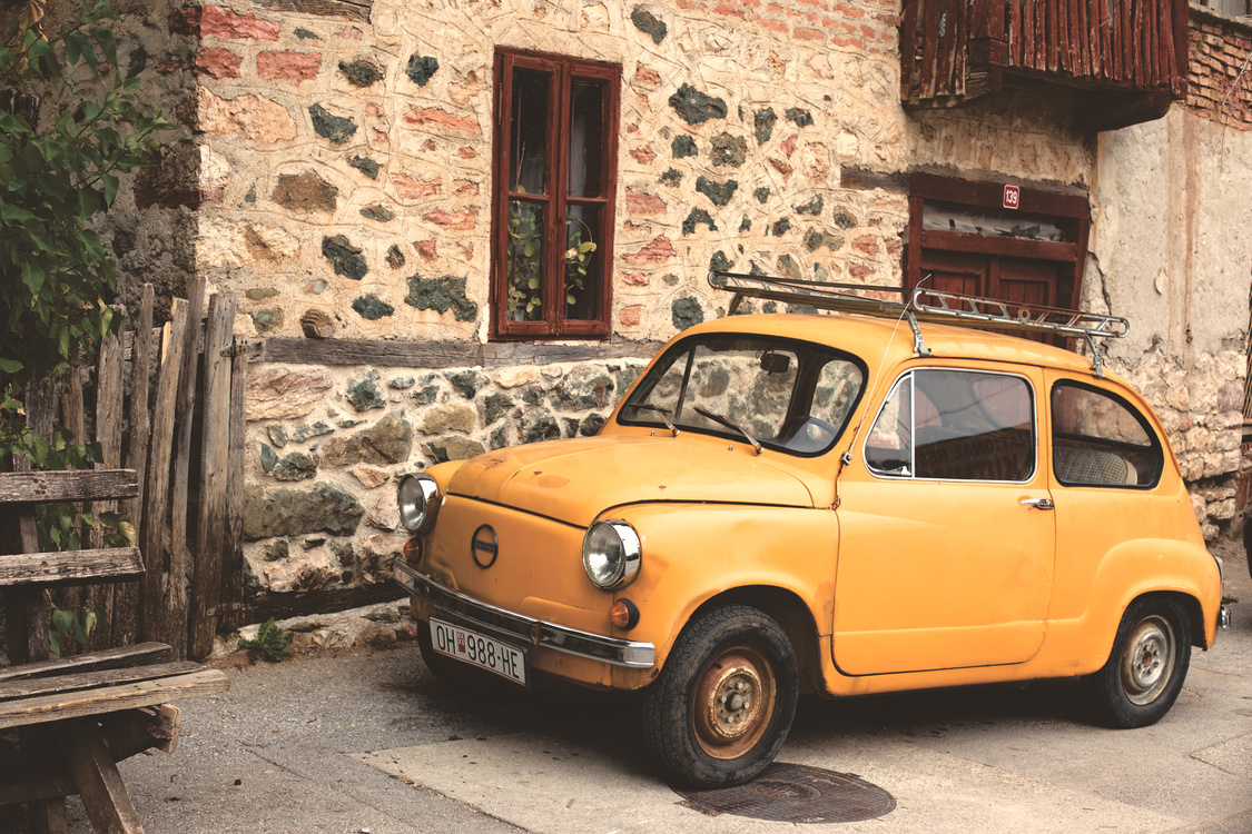 Classic Car,City Car,Compact Car