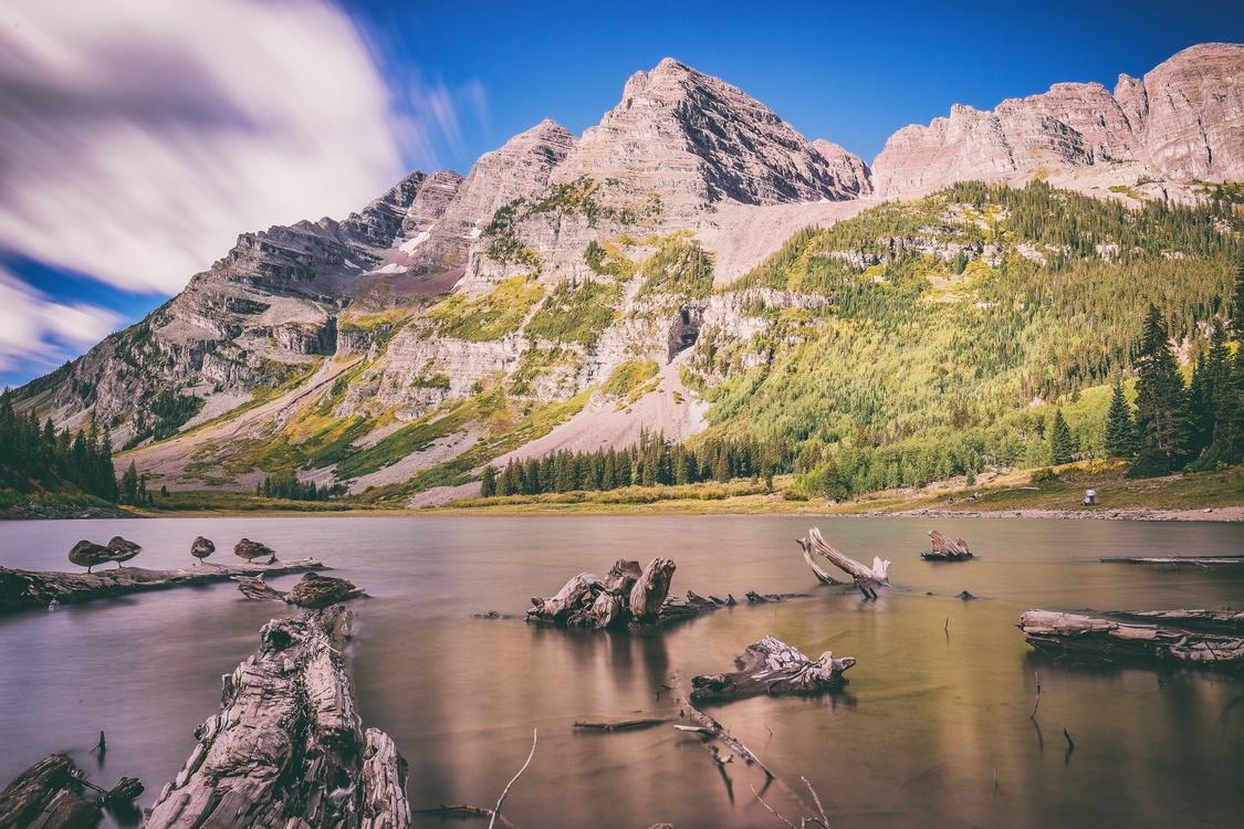 Wilderness,Loch,Terrain