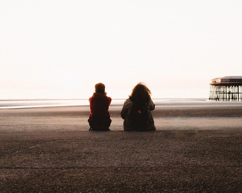 Evening,Love,Horizon