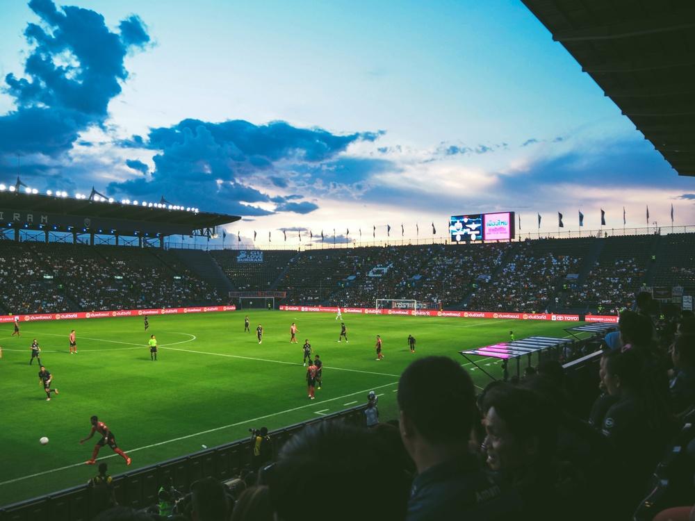 Arena,Field,Atmosphere