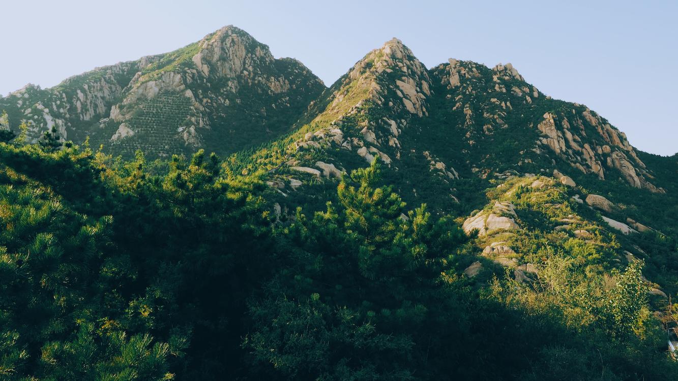 Wilderness,Massif,Terrain