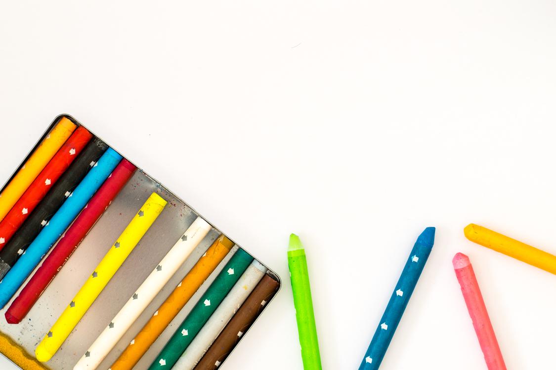 Pencil,Material,Crayon