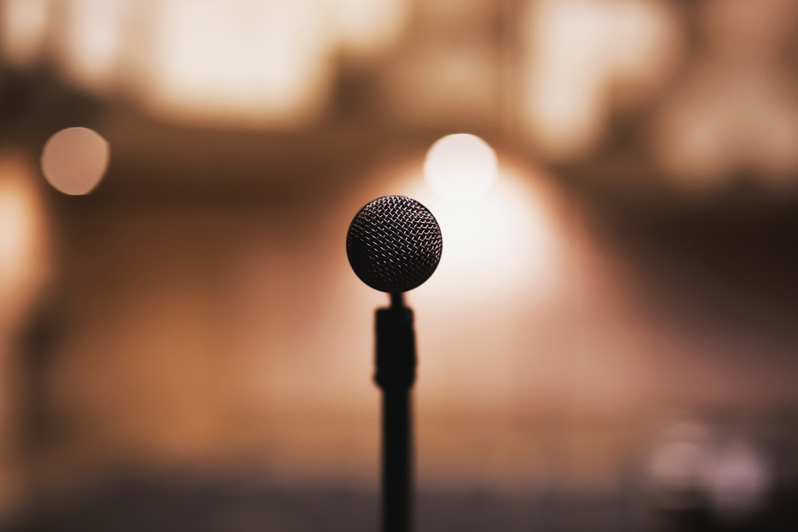 Microphone,Close Up,Macro Photography