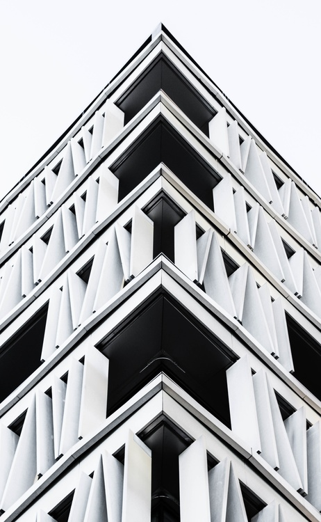 Architecture Facade Building Geometry
