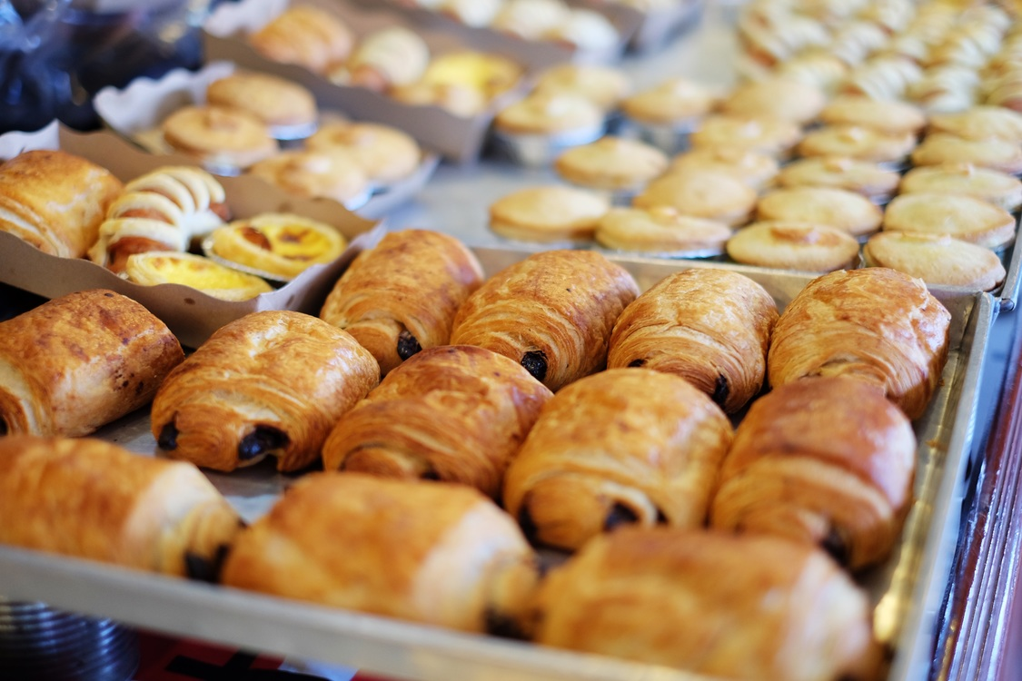Baking,Food,Croissant