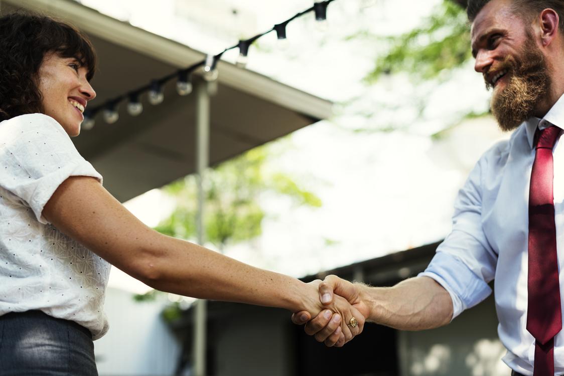 Conversation,Communication,Handshake
