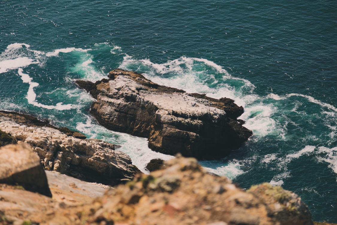Klippe,Sky,Wave