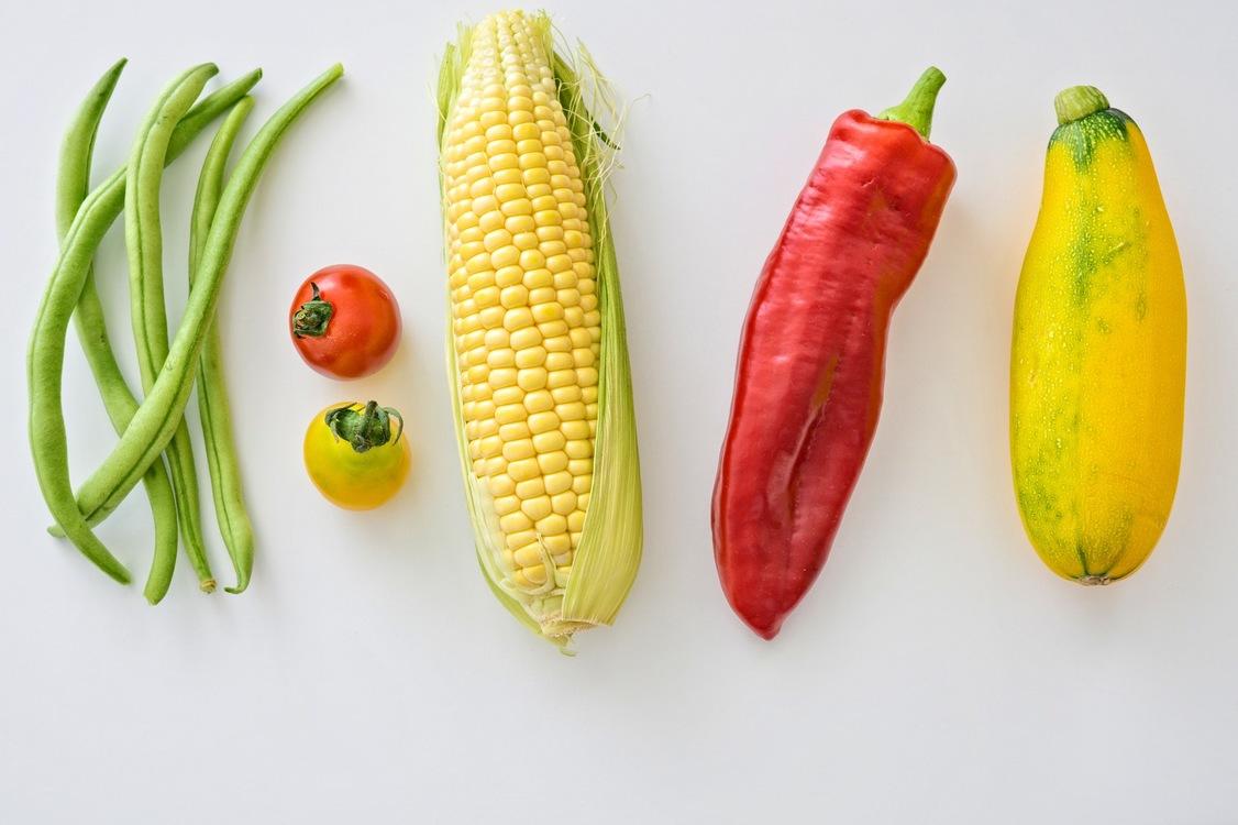 Chili Pepper,Vegetarian Food,Sweet Corn