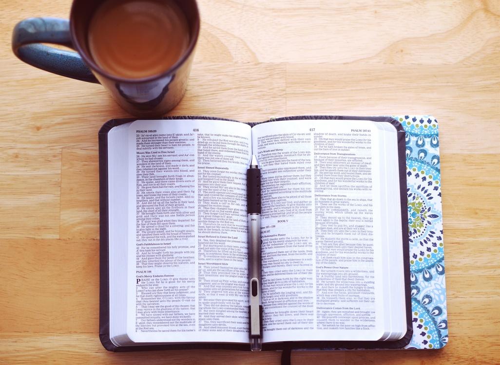 Book,Bible,Coffee