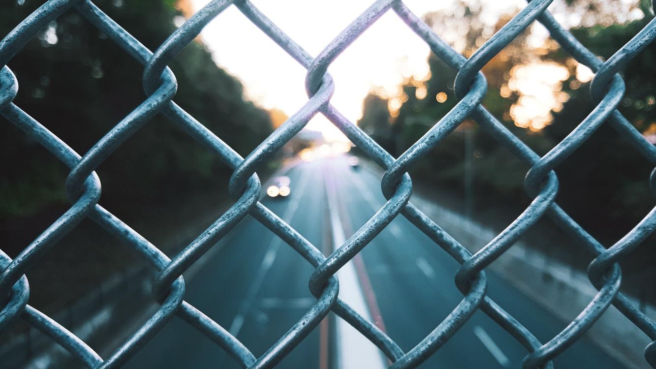 Angle,Fence,Symmetry