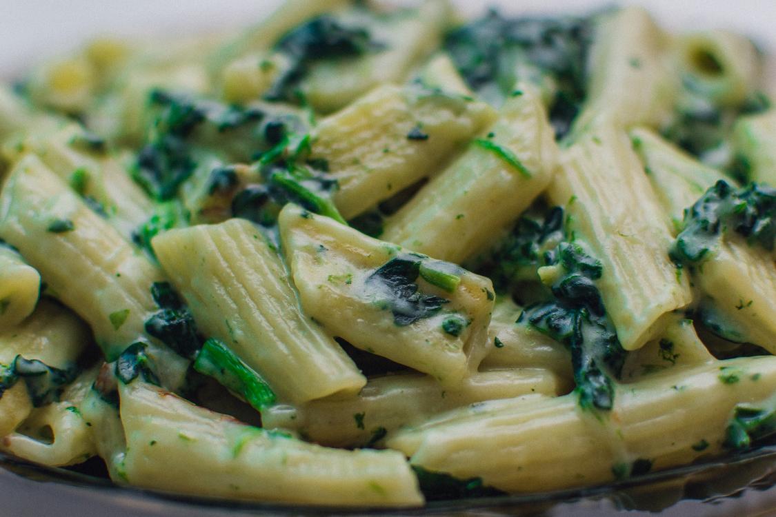 Cuisine,Vegetarian Food,Rigatoni