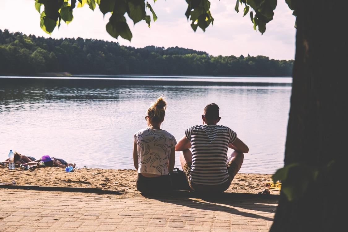 Summer,Recreation,Sitting