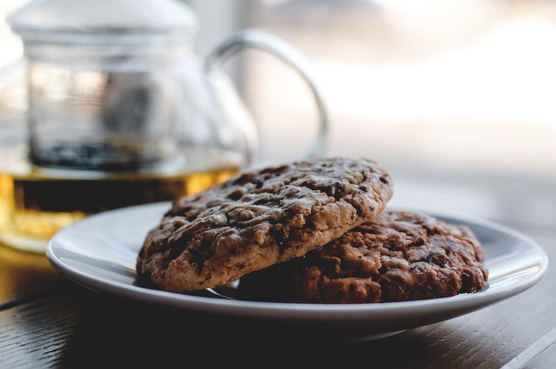 Oatmeal Raisin Cookies,Snack,Food