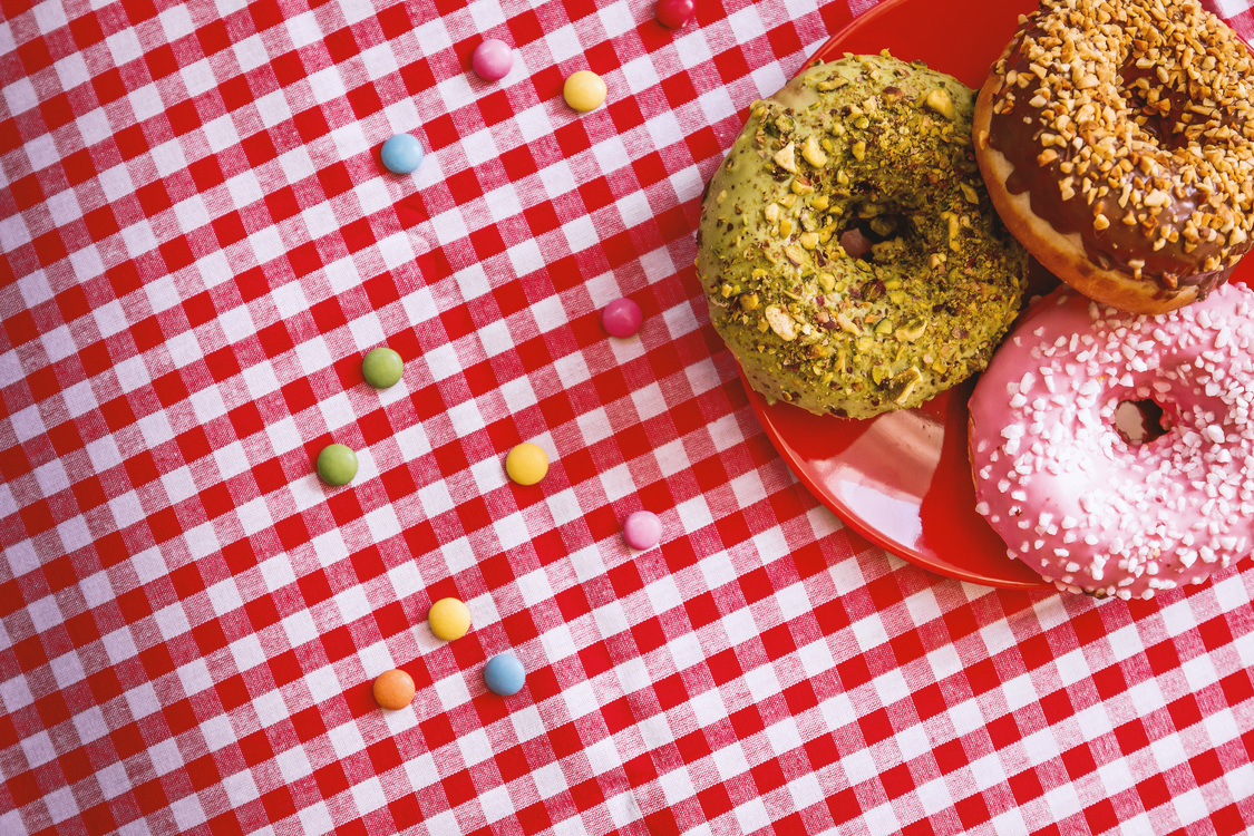 Snack,Baking,Doughnut