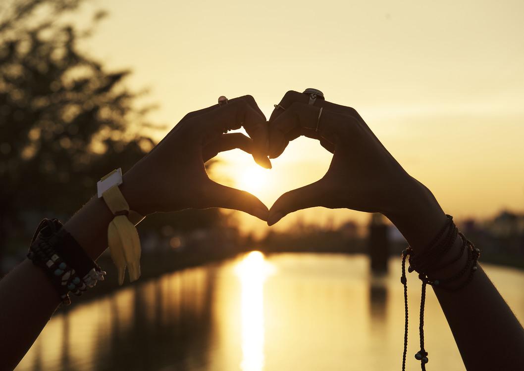 Evening,Love,Light