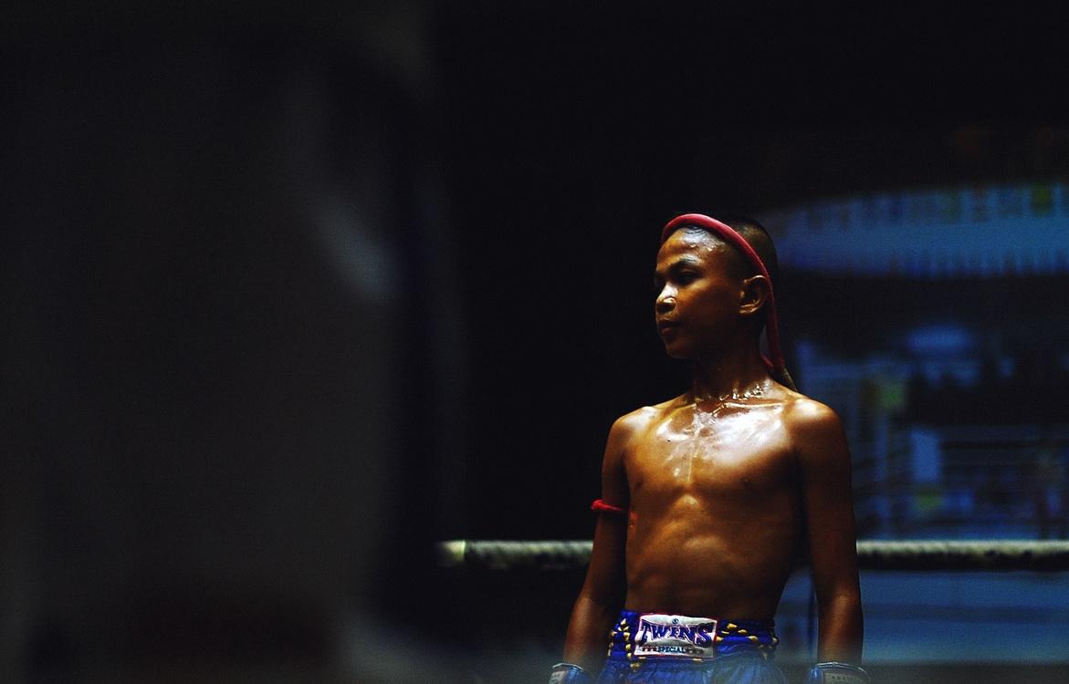 Boxing Ring,Boxing Glove,Performance Art