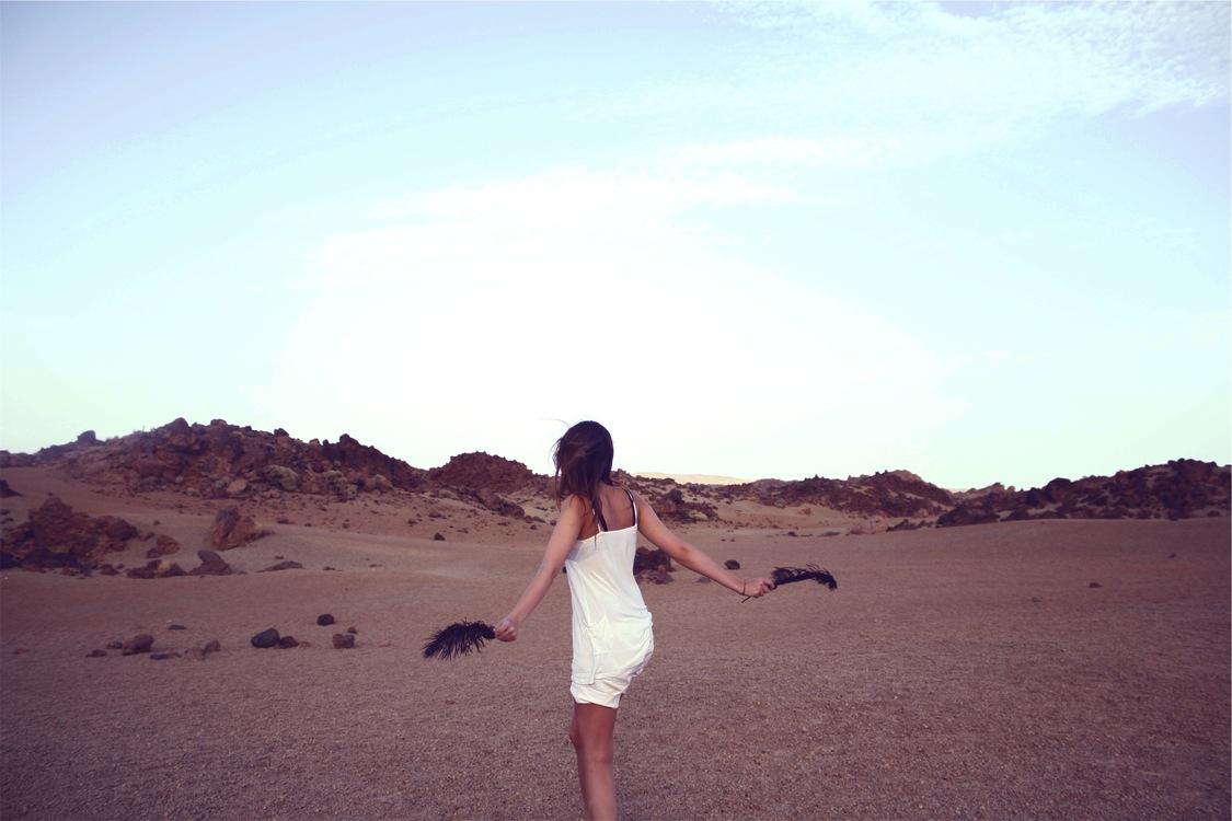 Summer,Happiness,Aeolian Landform