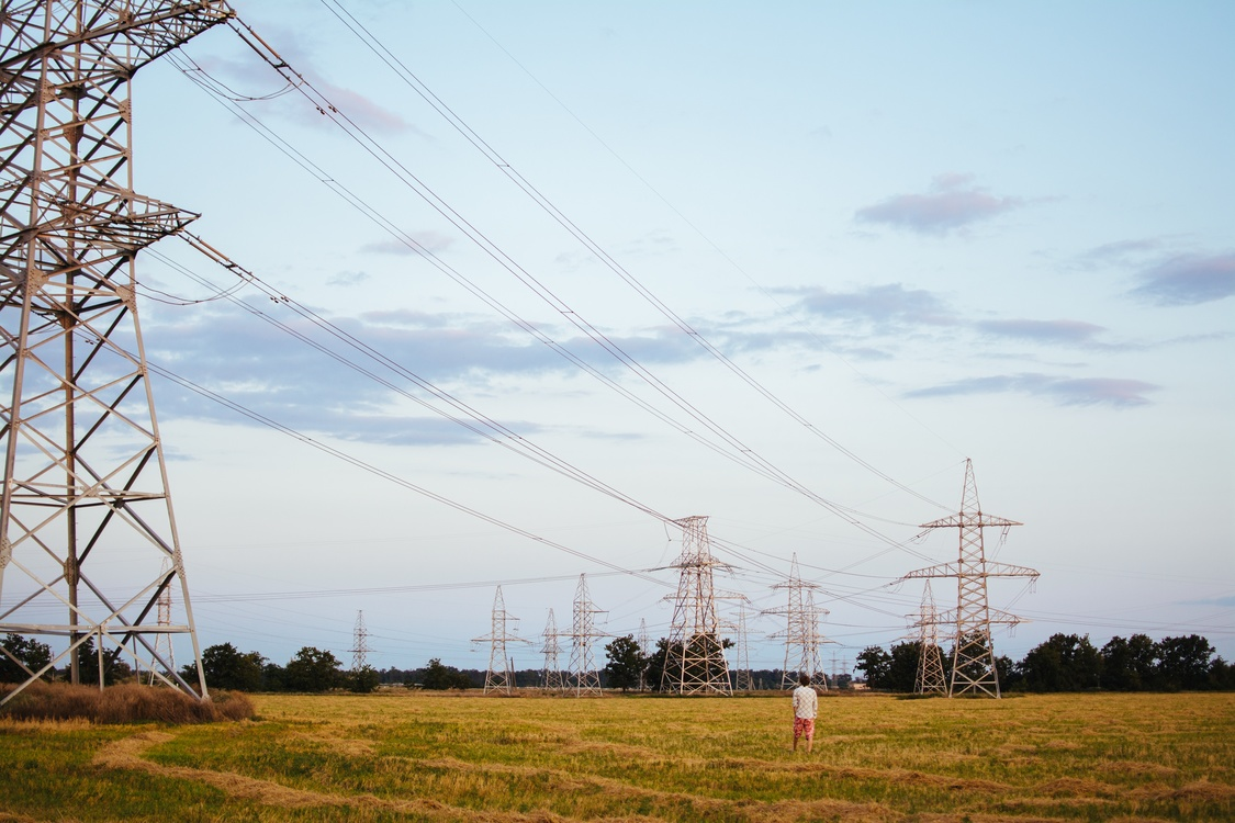 Electrical Supply,Transmission Tower,Electricity