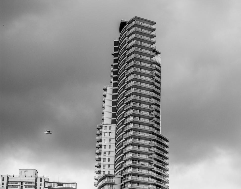 Monochrome Photography,Metropolitan Area,Facade
