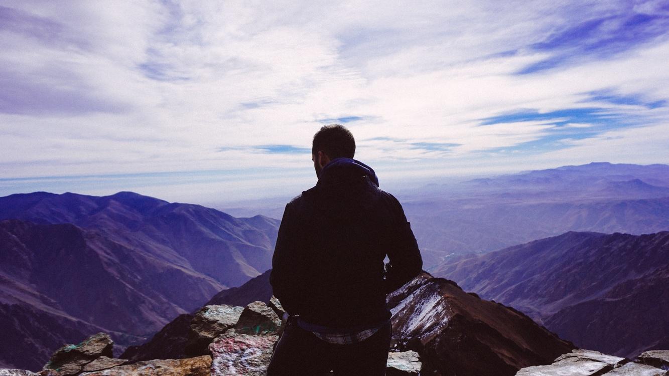 Wilderness,Terrain,Mountaineering