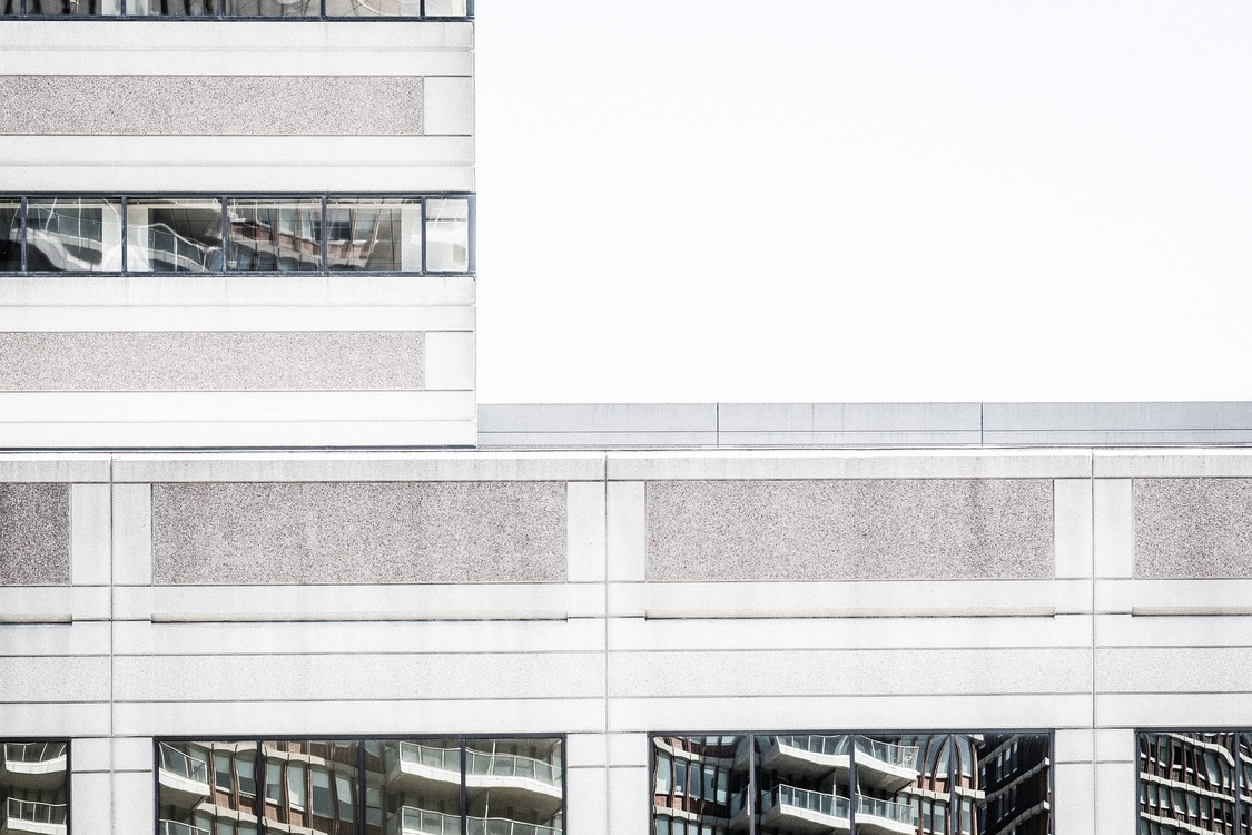Architecture Facade Daylighting Line Angle