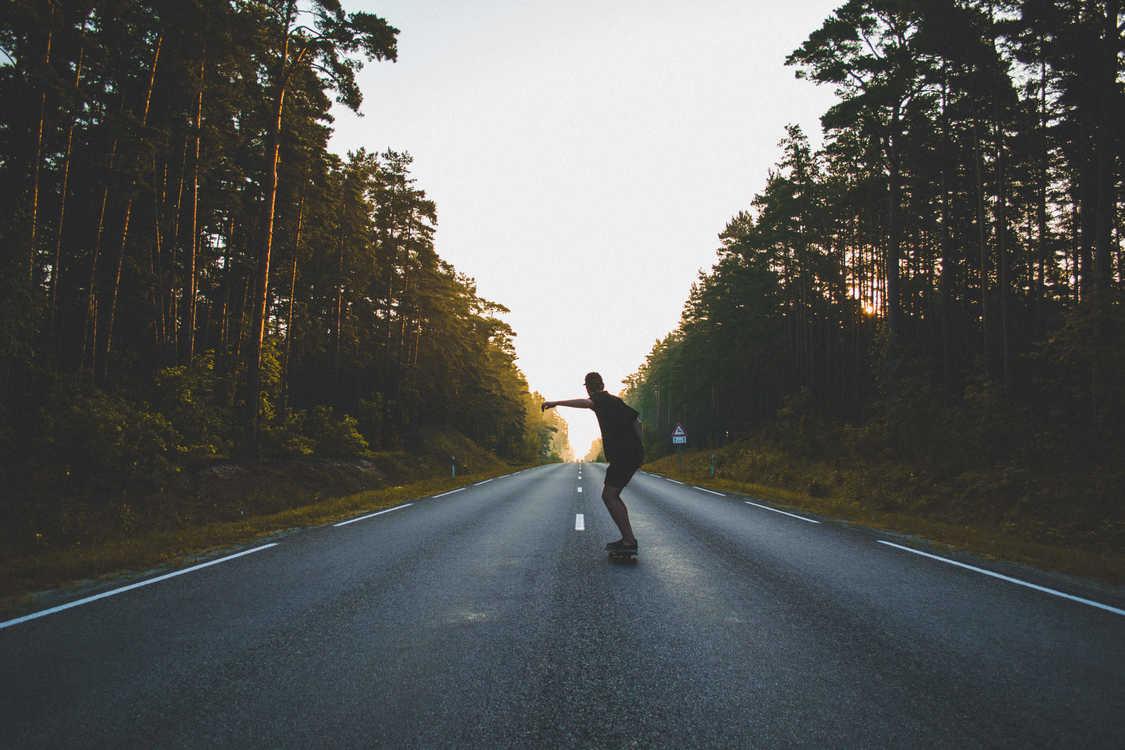 Phenomenon,Asphalt,Road Trip