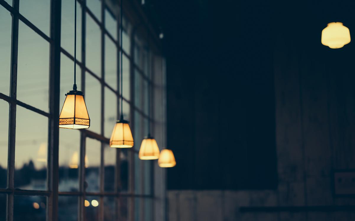 Street Light,Atmosphere,Evening