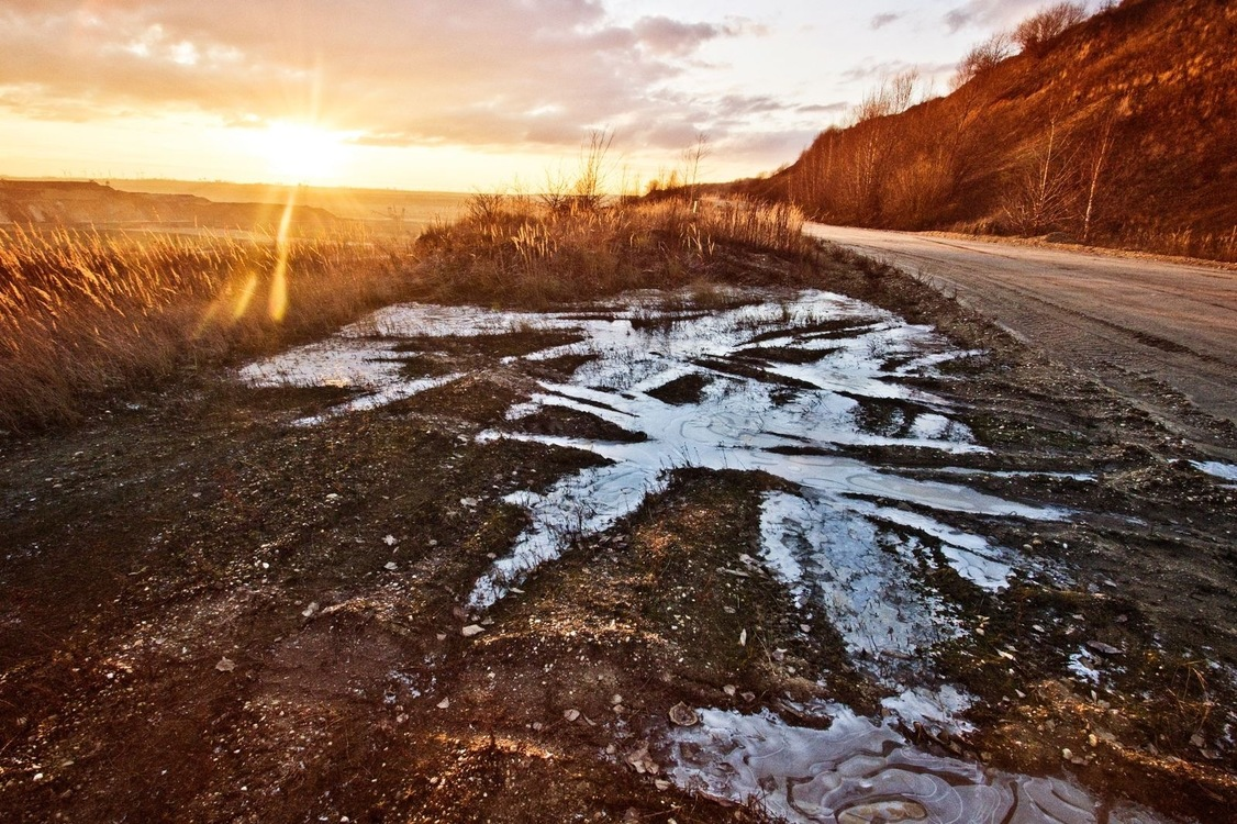 Road,Stock Photography,Reflection