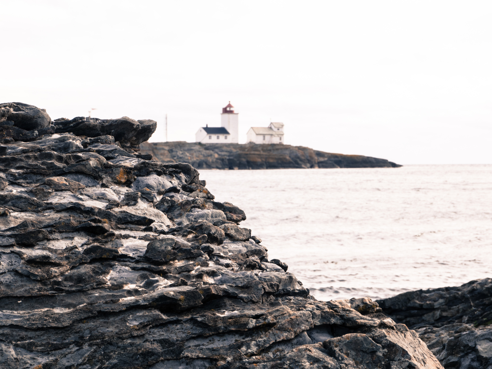 Lighthouse,Terrain,Sky