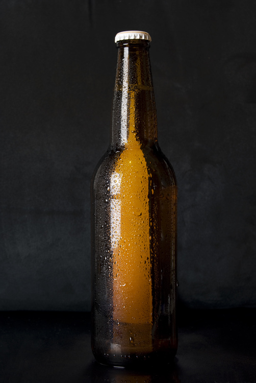 Beer Bottle,Pint Us,Glass Bottle