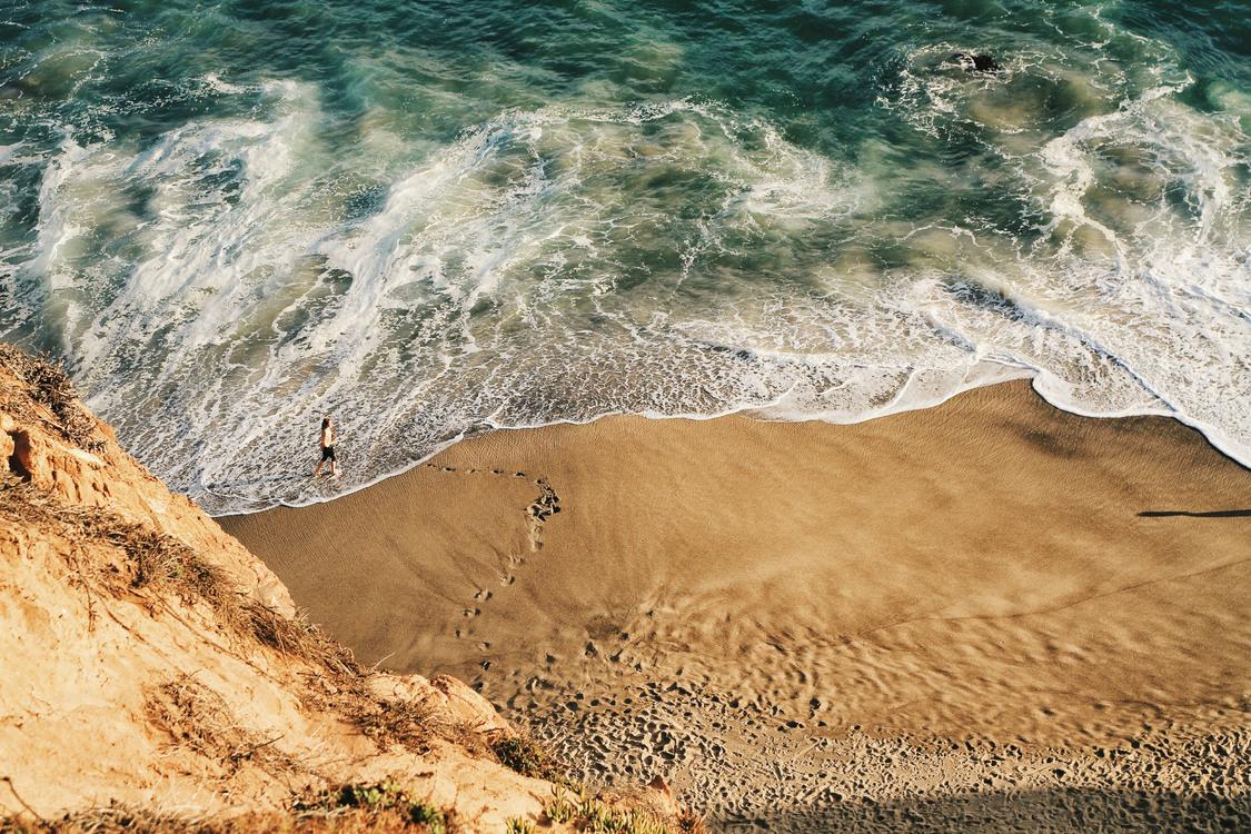 Ocean,Geology,Sky