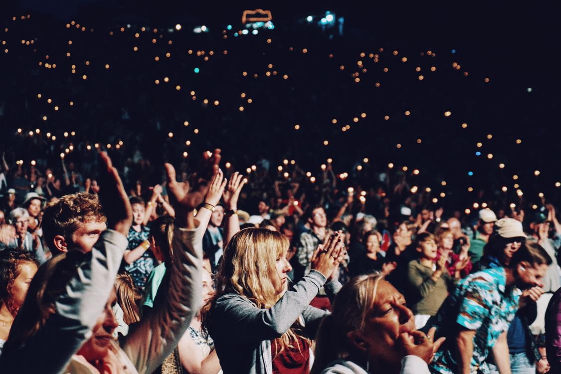 Concert,Crowd,Entertainment