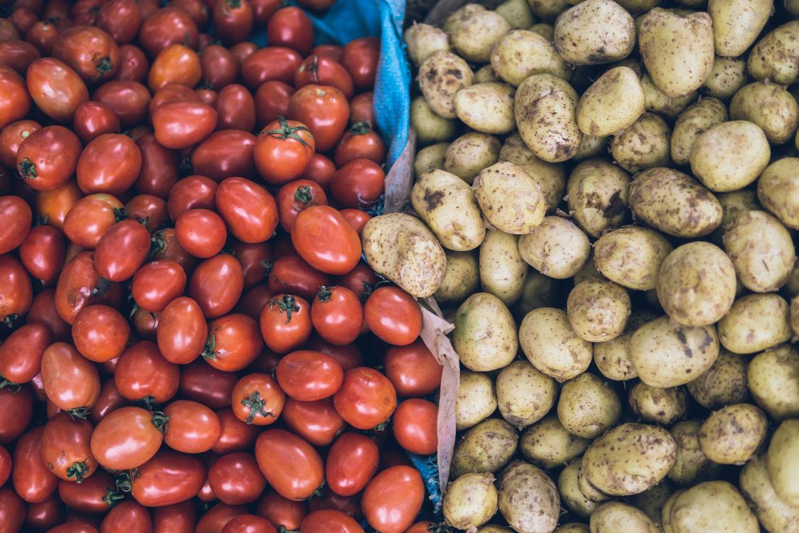 Vegetarian Food,Commodity,Potato And Tomato Genus