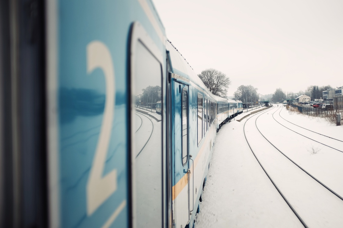 Rolling Stock,Winter,Track
