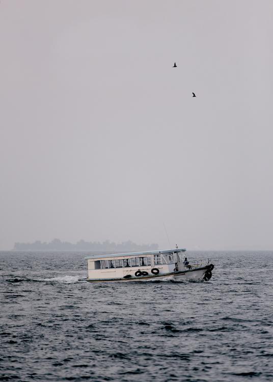 Watercraft,Sea,Channel