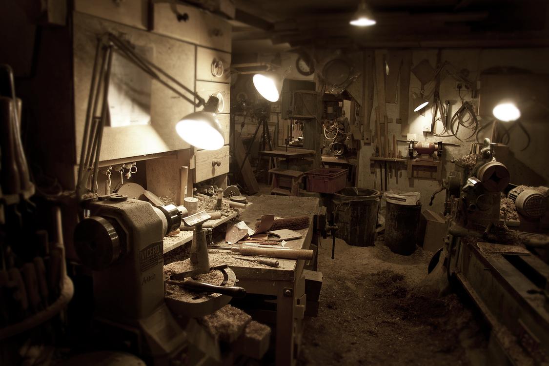 Darkness,Carpenter,Joiner