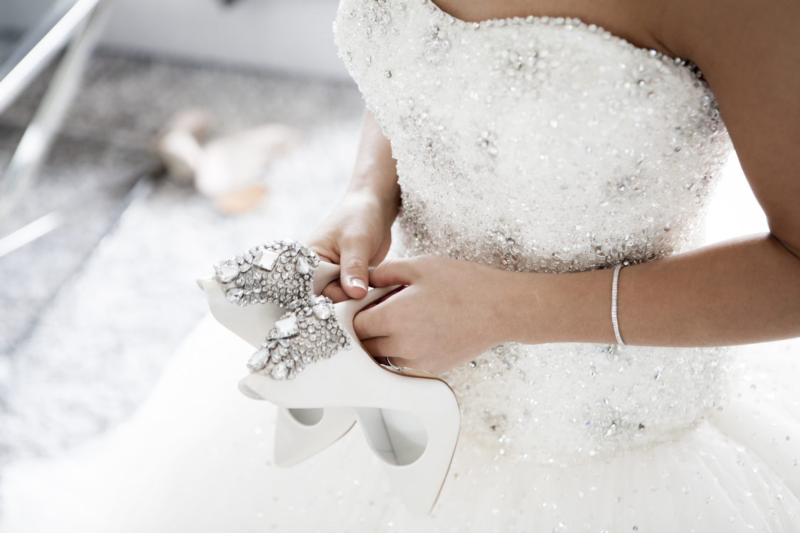Gown,Wedding Dress,Jewellery