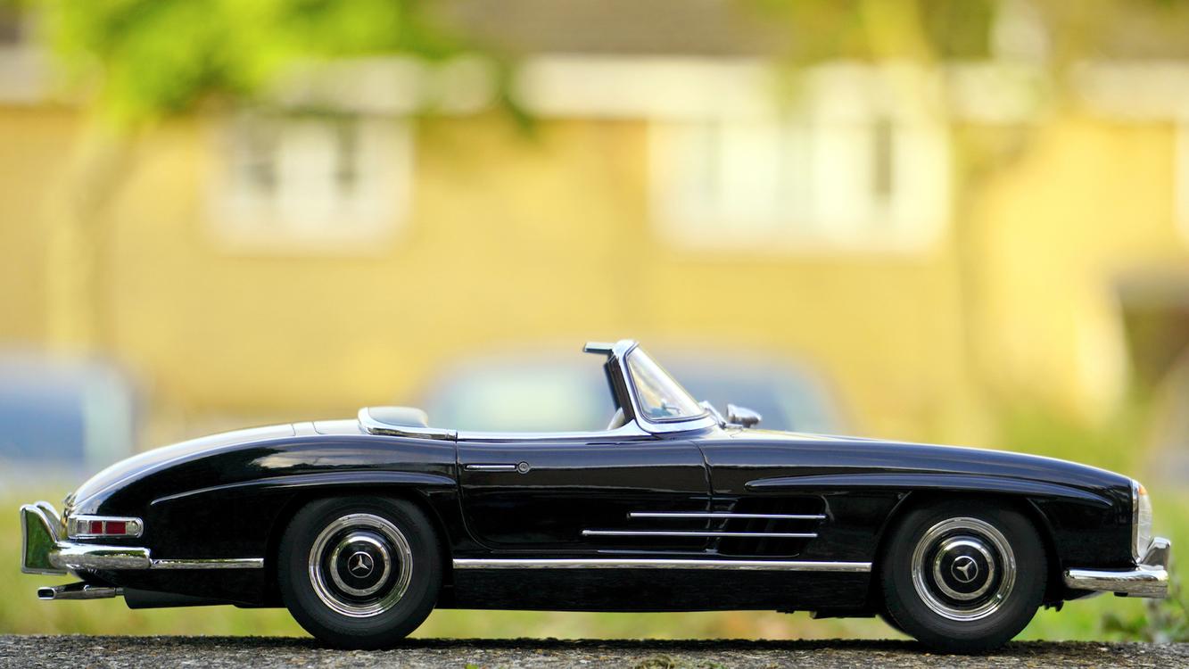 Classic Car,Mercedes Benz 300sl,Automotive Exterior