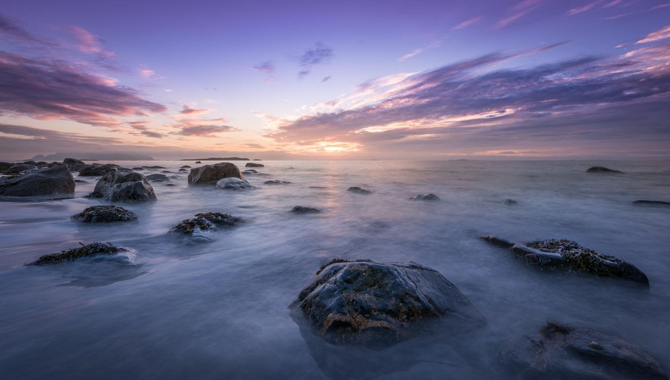Atmosphere,Headland,Landscape