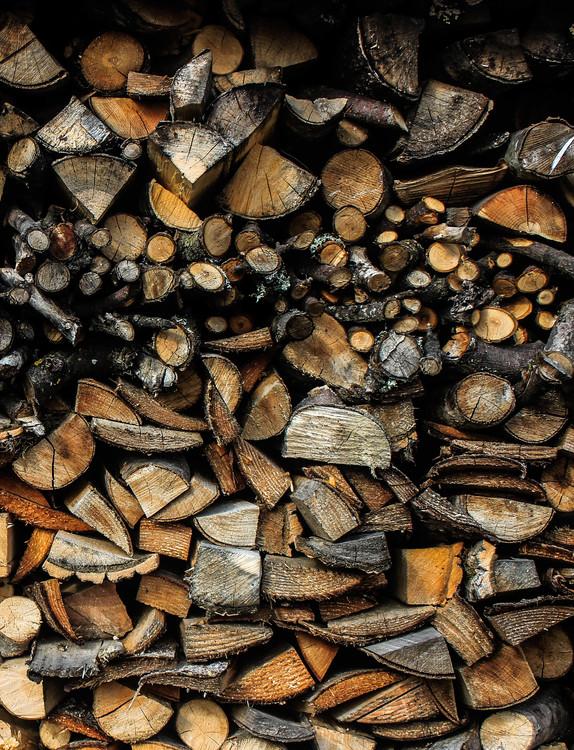 Gravel,Pebble,Wood