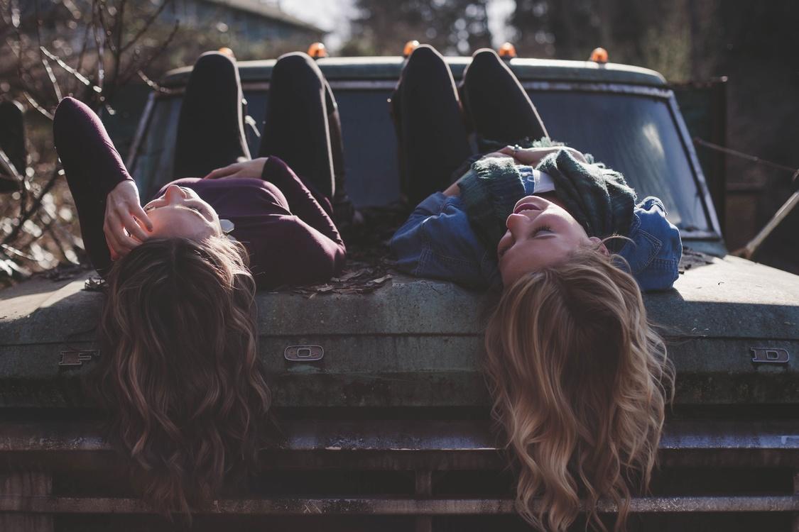 Car,Girl,Vehicle