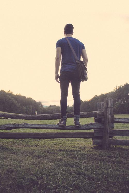 Standing,Summer,Grass