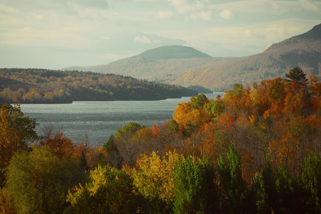 Reservoir,Loch,Autumn