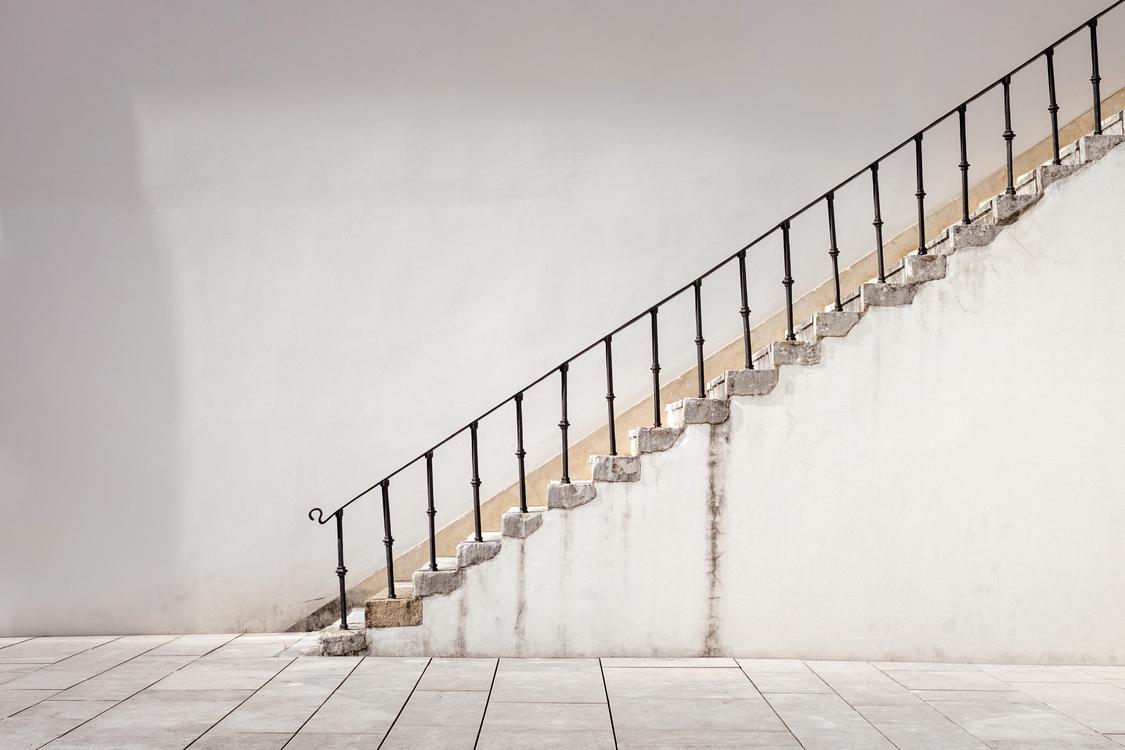 Wall,Stairs,Handrail