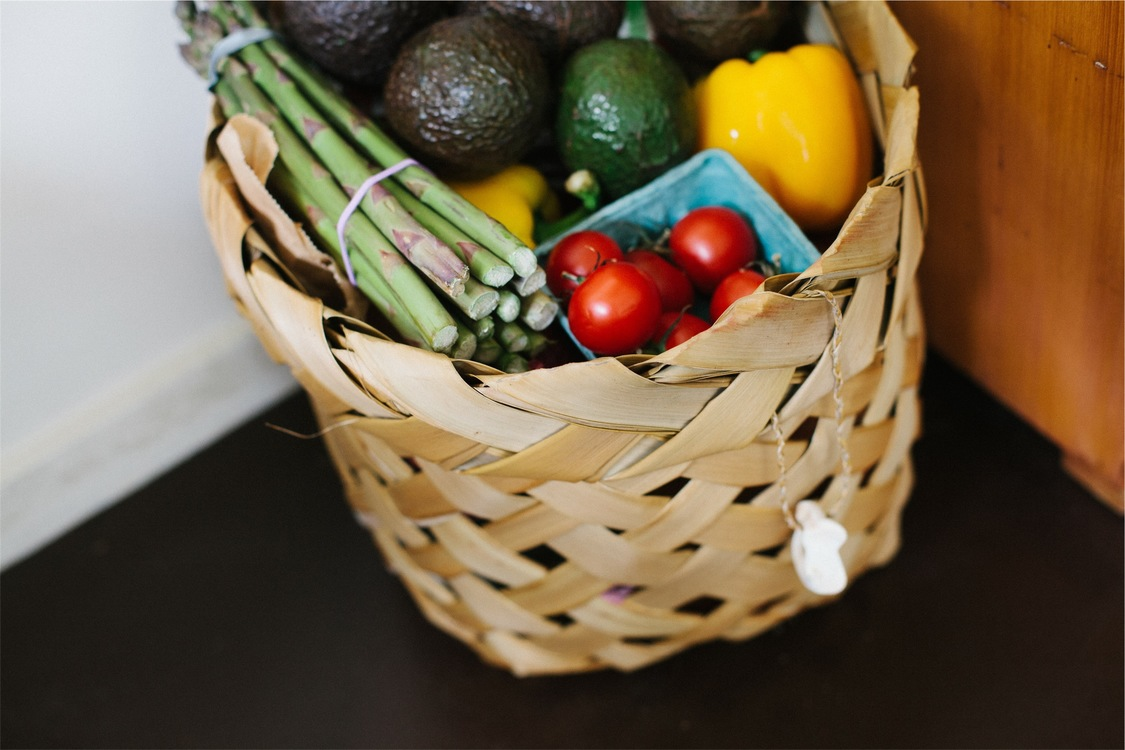 Food,Local Food,Basket