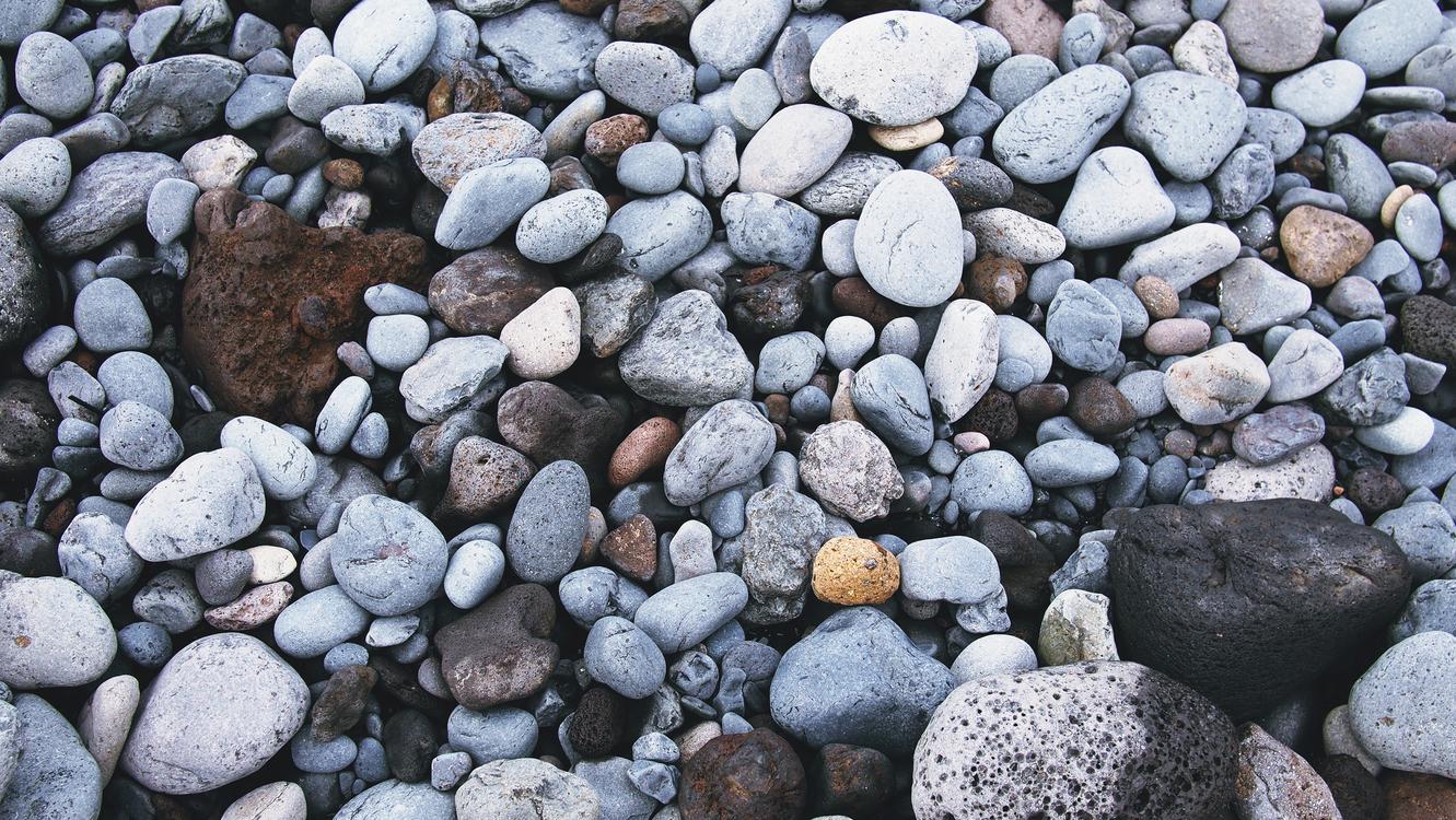 Boulder,Stream Bed,Material