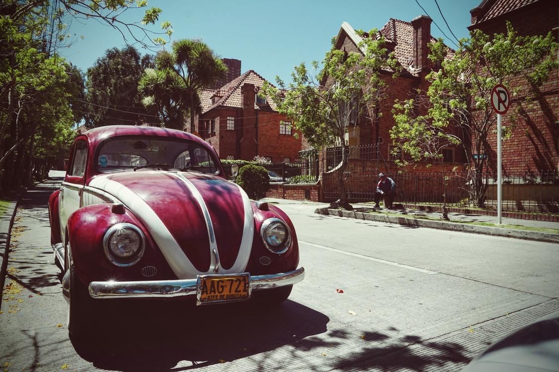 Volkswagen Beetle,Compact Car,Classic