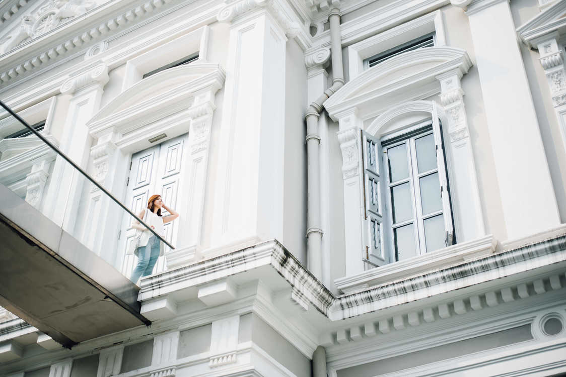 Building,Angle,Estate