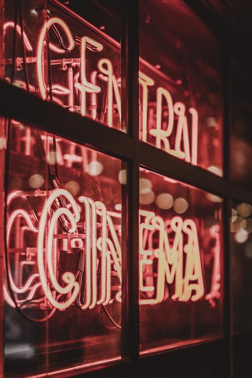 Neon Sign,Neon,Film