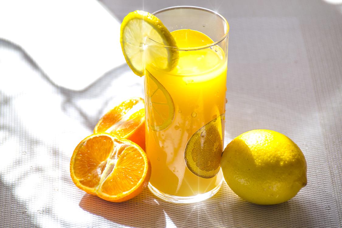 Non Alcoholic Beverage,Orange Soft Drink,Lemon Lime